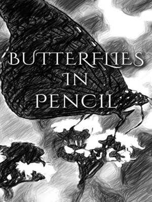 cover image of Butterflies In Pencil